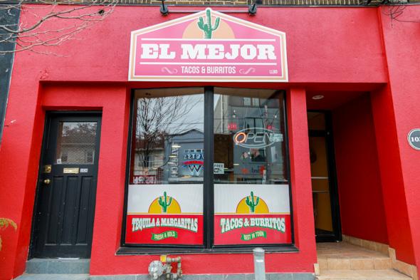 Mexican Restaurants Wellesley