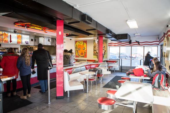 Apache Burger Toronto