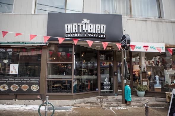 The Dirtybird Toronto