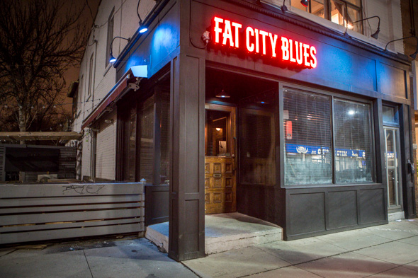 fat city blues toronto