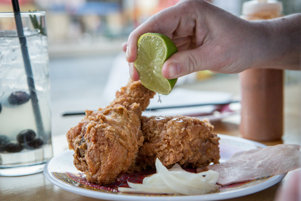 fried chicken toronto