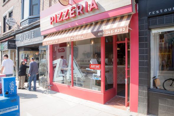 Za Pizzeria Toronto