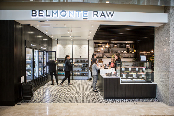 belmonte raw path toronto