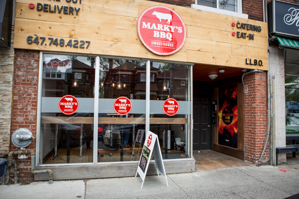 Markys BBQ Toronto