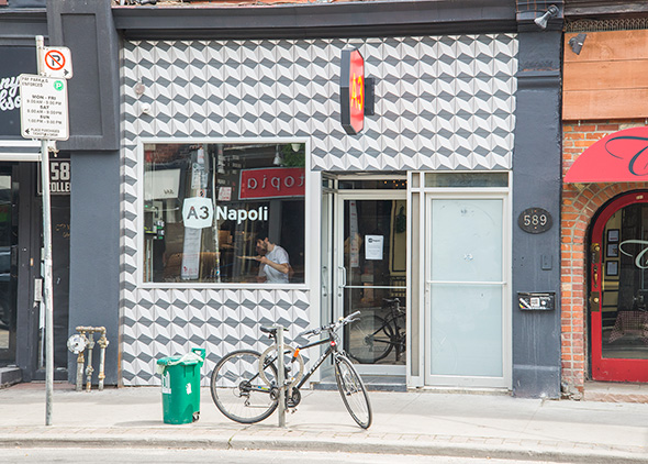 A3 Napoli Toronto