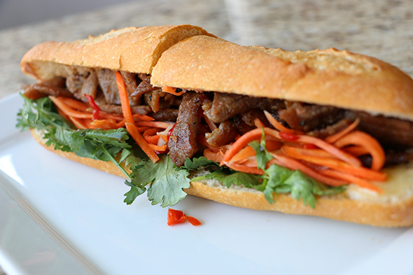 Baguette co for Asia asian cuisine richmond hill menu