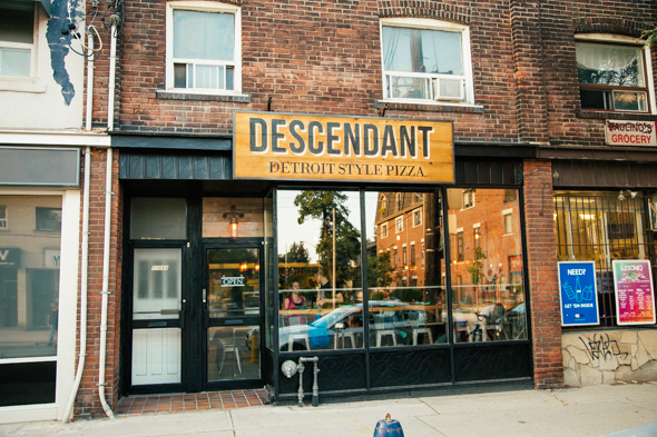 Descendant Pizza