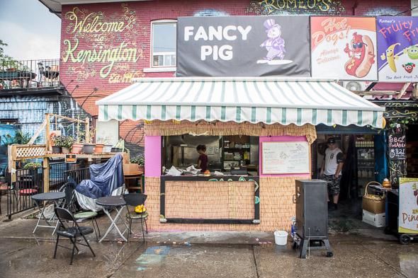 Fancy Pig Toronto