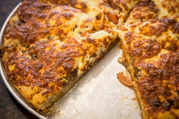 Pizza Thick Toronto