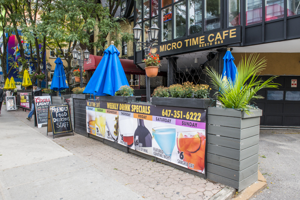 micro time cafe