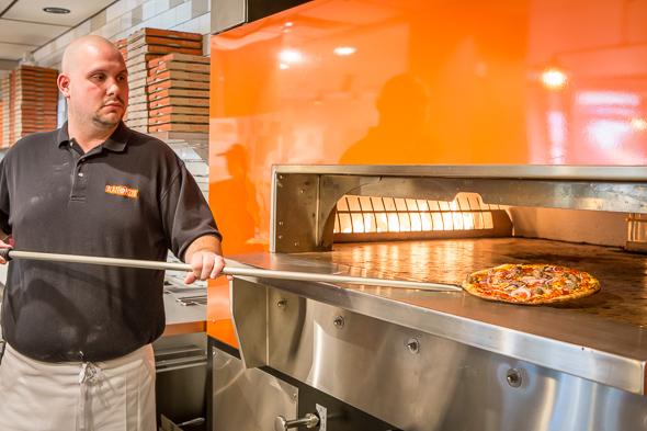 Blaze Pizza Toronto