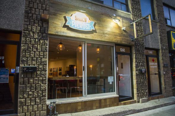 Saucy Pierogi Toronto