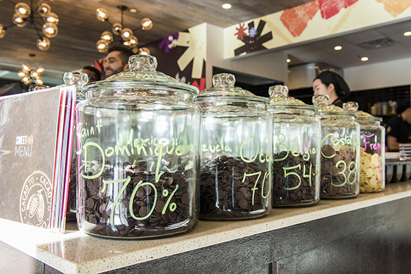 Cacao 70 Toronto