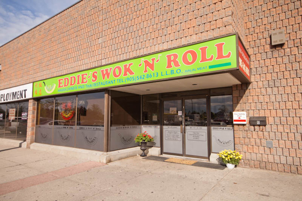 Hakka asiatique wok n roll mississauga