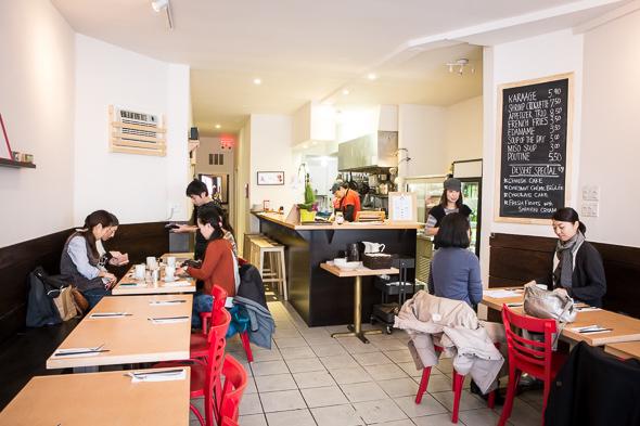 Coo Cafe Toronto