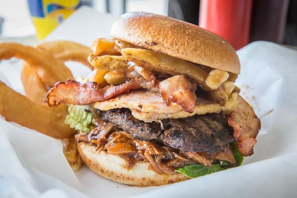 Indulgent Burgers Toronto