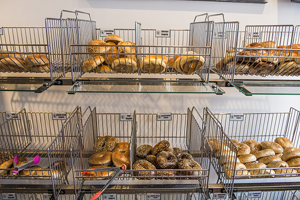 What A Bagel Toronto