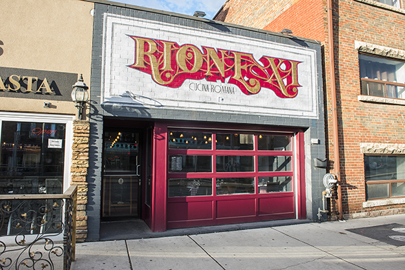 Rione XI Toronto