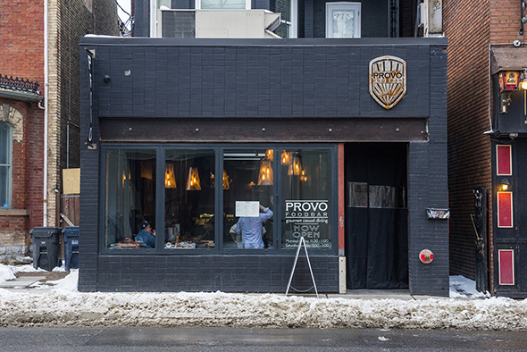 Provo Foodbbar Toronto