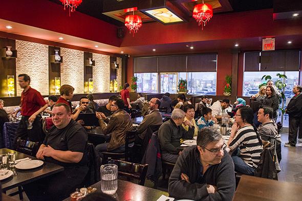 Frederick Restaurant Toronto