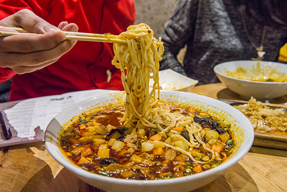 Artisan Noodle
