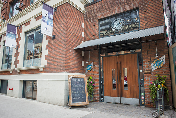 Rodneys Oyster House Toronto