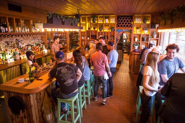 El rey mezcal bar for El furniture warehouse