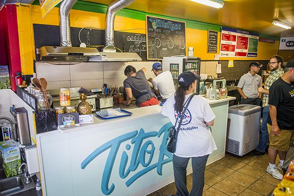 Tito Rons Toronto