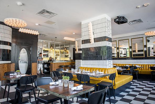 Recess Diner Toronto