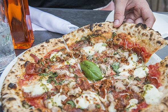 Pizzeria Oro Napoli Toronto