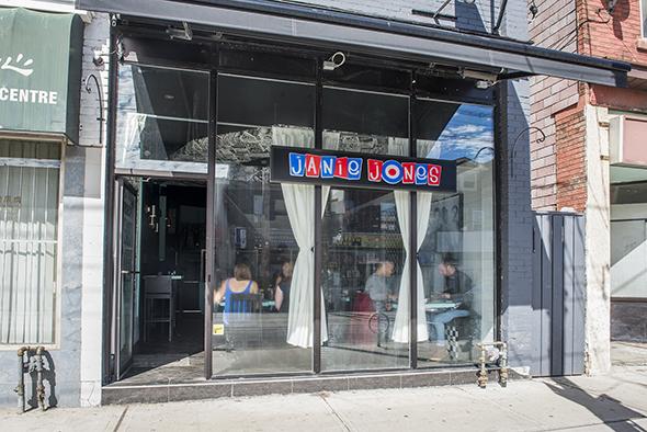 Janie Jones Toronto