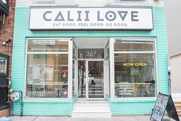 Calii Love Toronto