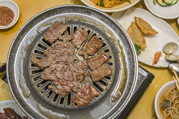 Korean Village Toronto