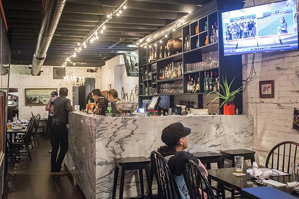 Bravo Restaurant Toronto