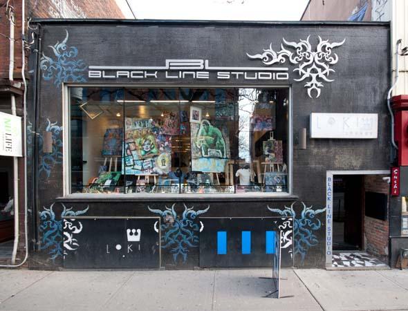 Blackline Studio Toronto