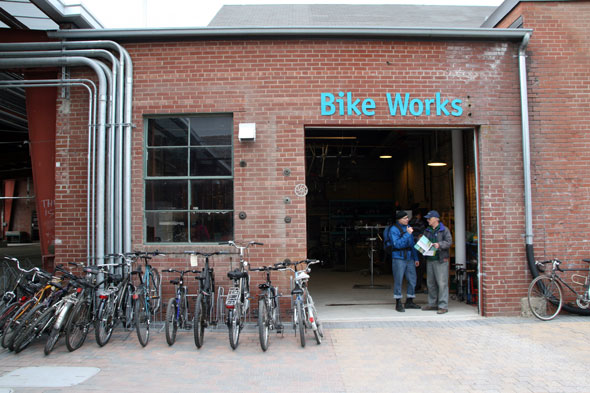 Bike Store Toronto Bike Works