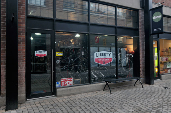 Liberty Street Cyclery