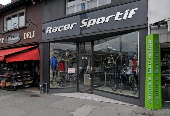 Bike Store Toronto Racer Sportif Bike Toronto