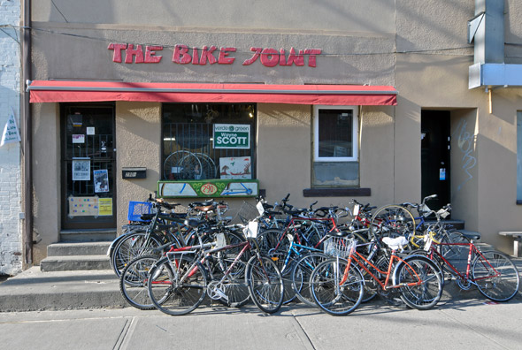The Bike Joint