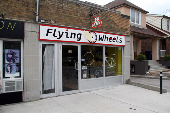 Flying Wheels Toronto
