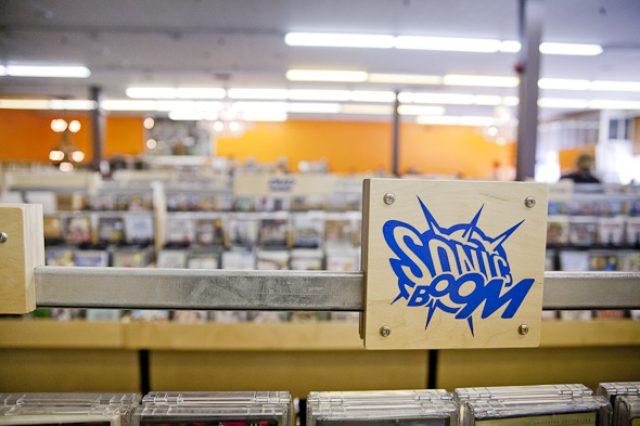 Sonic Boom Toronto