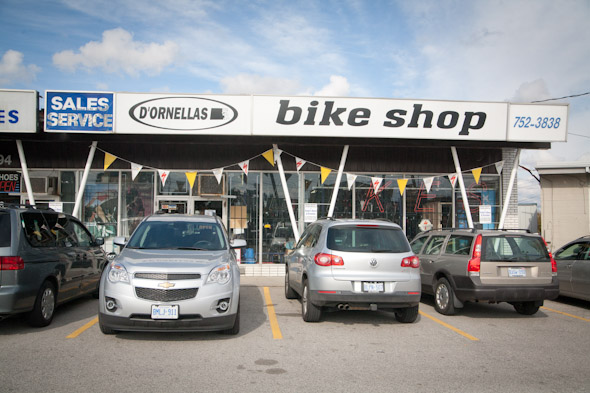 D'Ornellas Bike Shop