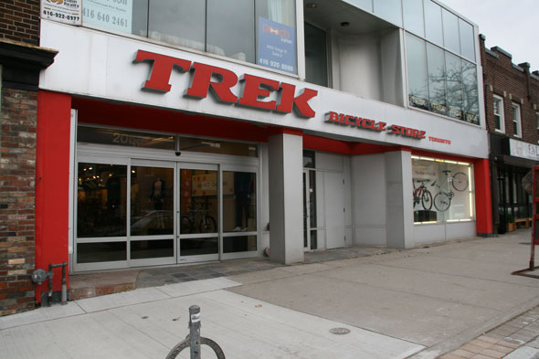 Trek Bicycle Store Toronto