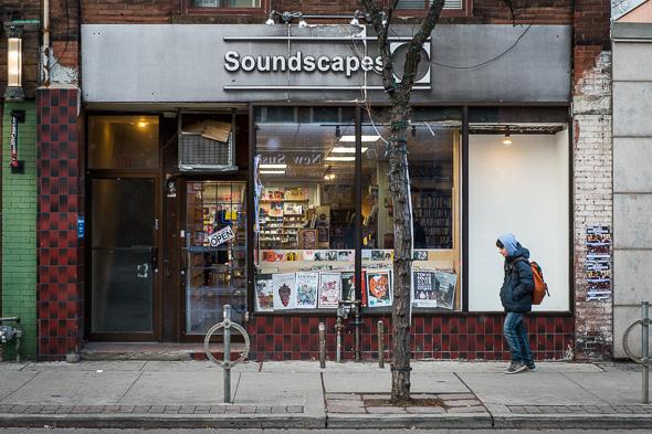 Soundscapes Toronto