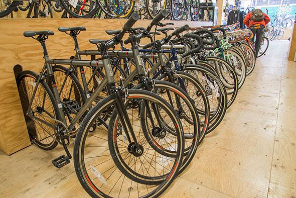 Bikes On Wheels Kensington New Bikes on Wheels might be