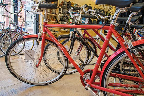 Bikes On Wheels Toronto clear that Bikes On Wheels