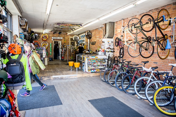 Riders cycle and board harbord for Tattoo shops etobicoke