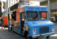 The Blue Chip Truck at City Hall