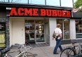 Acme Burger Company (Bloor St.)