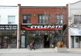 Cyclepath (Danforth)